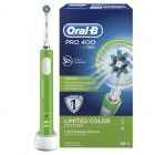 Oral B Periuta electrica Oral B PRO 400 Cross Action Verde