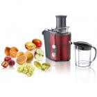 Moulinex Juice Extractor XXL rosu