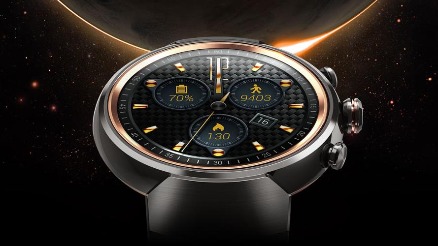 Smartwatch asus wi503q zenwatch 3 curea silicon bej pc for Garage ad buc