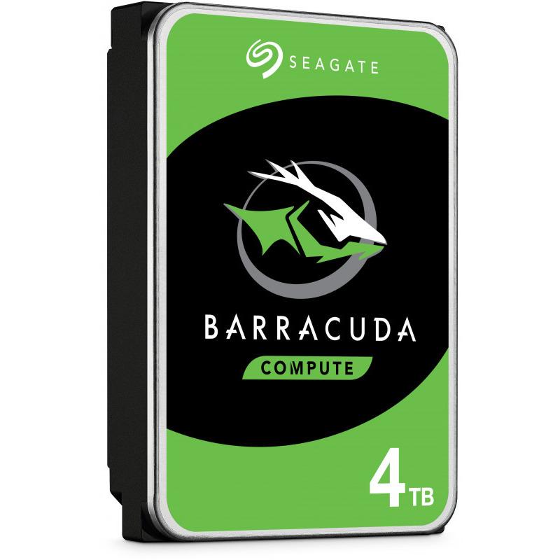 HDD Seagate BarraCuda 4TB