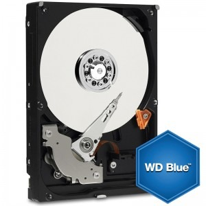 Hard disk notebook WD Blue, 1TB, SATA-III, 5400 RPM, cache 8MB, 9.5 mm