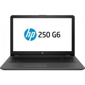 """Notebook / Laptop HP 15.6"""" 250 G6, FHD, Procesor Intel® Core™ i3-6006U (3M Cache, 2.00 GHz), 4GB DDR4, 1TB, Radeon 520 2GB, FreeDos, Dark Ash Silver, no ODD"""