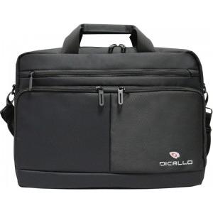 Dicallo Geanta notebook 15.6 inch LLM9802 Black