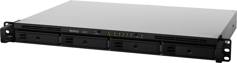 Network Attached Storage Synology RS819 2GB