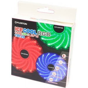 Ventilator / radiator Floston ICE 15 RGB LED
