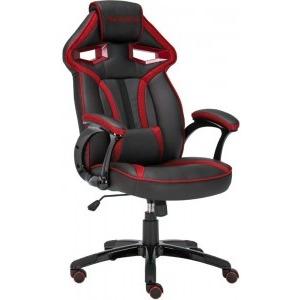 Scaun gaming Inaza Cobra negru-rosu