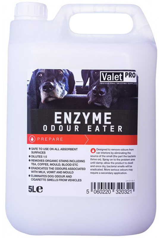 Curatare A/C & Odorizant Valet Pro Enzyme Odour Eater 5 litri - Neutralizator Mirosuri