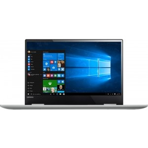 Notebook / Laptop 2-in-1 Lenovo 13.3'' Yoga 720, FHD IPS Touch, Procesor Intel® Core™ i7-7500U (4M Cache, up to 3.50 GHz), 16GB DDR4, 512GB SSD, GMA HD 620, Win 10 Home, Platinum Silver