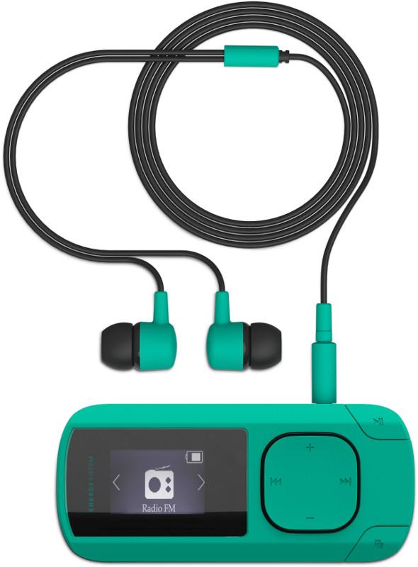 MP3 Player Energy Sistem MP3 Clip Mint