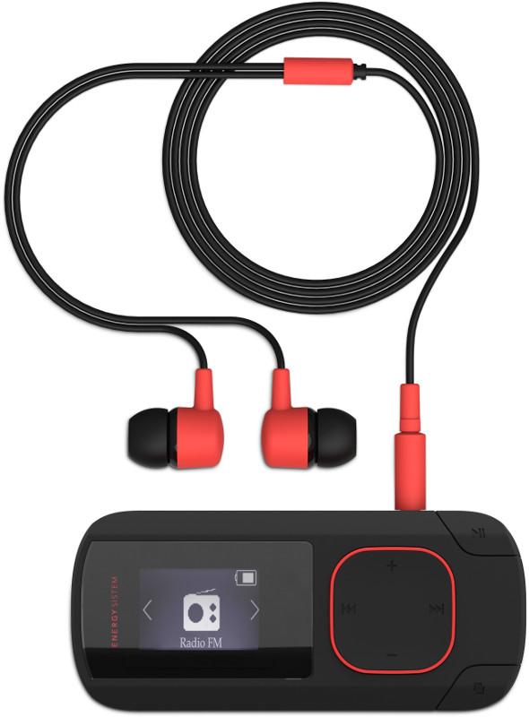 MP3 Player Energy Sistem MP3 Clip Bluetooth Coral