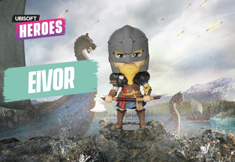 Ubisoft HEROES - EIVOR MALE FIGURINE