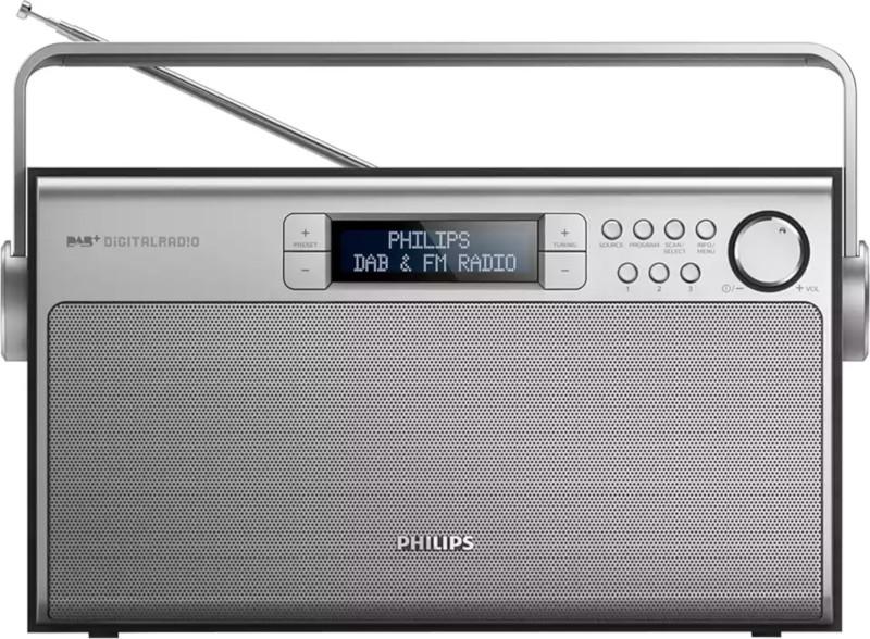 Accesoriu multimedia Philips AE5220B Radio portabil