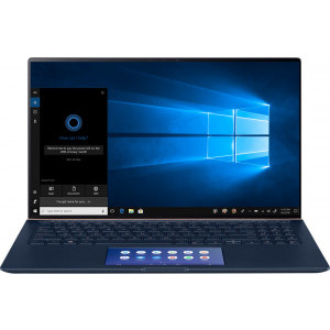 ASUS 15.6'' ZenBook 15 UX534FTC, FHD, Procesor Intel® Core™ i7-10510U (8M Cache, up to 4.90 GHz), 16GB, 1TB SSD, GeForce GTX 1650 4GB, Win 10 Pro, Royal Blue