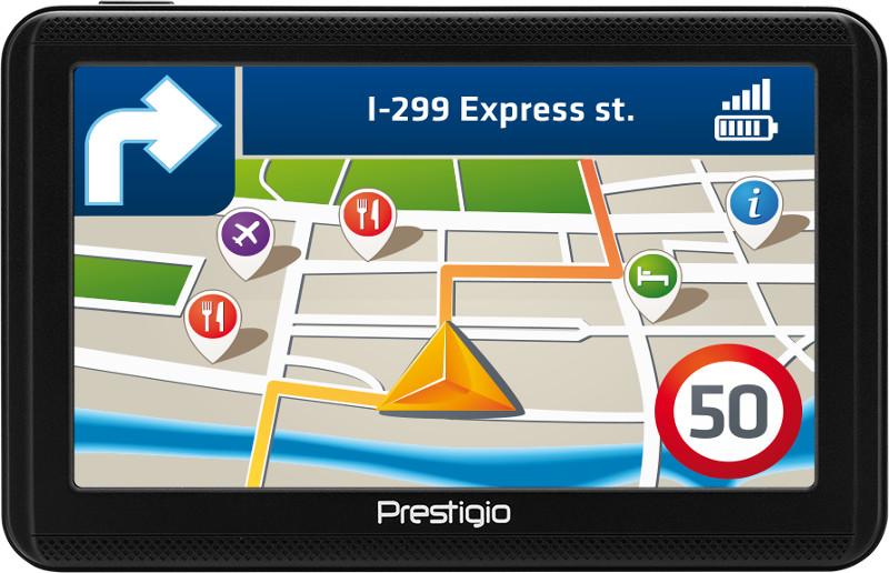 Navigator GPS Prestigio GeoVision 5060