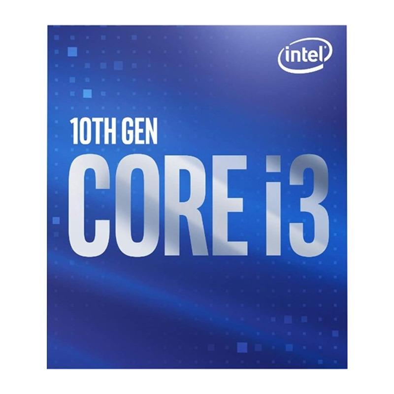 Procesor Intel Comet Lake, Core i3 10100 3.6GHz box 1