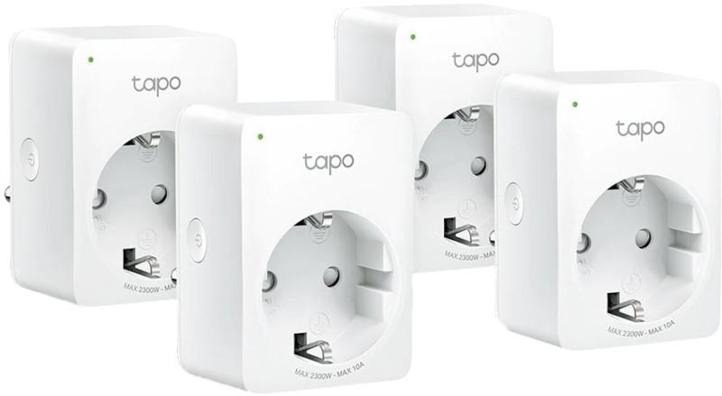 Priza/prelungitor TP-LINK Tapo P100 4 Pack