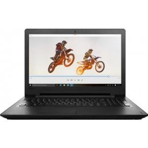 Notebook / Laptop Lenovo 15.6'' IdeaPad 110, HD, Procesor Intel® Celeron® Dual Core N3060 (2M Cache, up to 2.48 GHz), 4GB, 500GB, GMA HD 400, FreeDos, Black