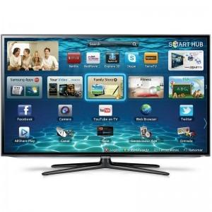 televizor led samsung smart tv ue32es6100 seria es6100 81cm negru full hd 3d pc garage. Black Bedroom Furniture Sets. Home Design Ideas