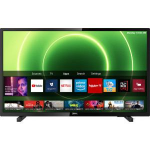 Philips Smart TV 32PHS6605/12 Seria PHS6605/12 80cm negru HD Ready