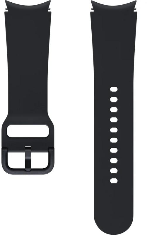 Curea Samsung Sport Band S/M, Black pentru Galaxy Watch 4/Classic