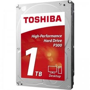 Hard disk Toshiba P300 1TB SATA-III 7200 RPM 64MB bulk