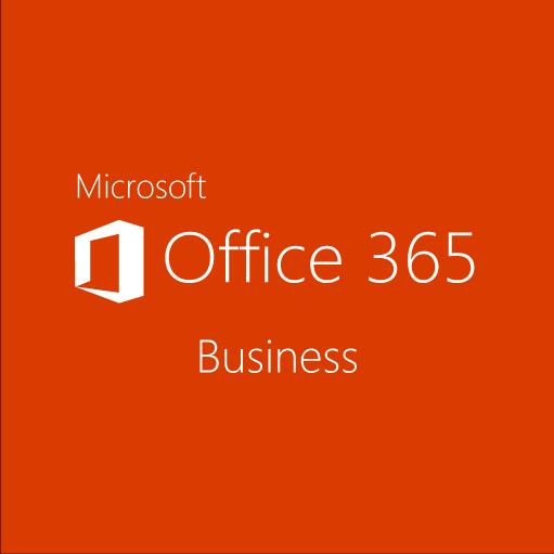 Aplicatie Microsoft Office 365 Business, Subscriptie 1 An, 1 Utilizator, 5 PC, OLP NL Qualified, Electronic