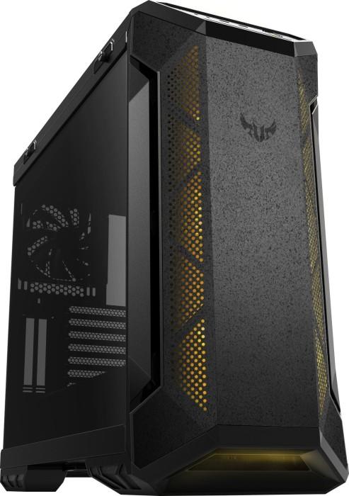 PC Gaming Cerberus Powered by ASUS, Intel i7 11700KF 3.6GHz, 16GB DDR4, 2TB SSD, RTX 3080 10GB GDDR6X, Iluminare RGB, Windows 10 Home preinstalat (Game Ready)