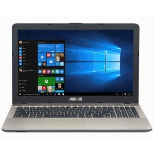 Notebook / Laptop ASUS 15.6'' X541UV, HD, Procesor Intel® Core™ i3-7100U (3M Cache, 2.40 GHz), 4GB DDR4, 1TB, GeForce 920MX 2GB, Win 10 Home, Chocolate Black, no ODD